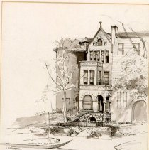 Image of KC0438.PT.AP.M.F. - Rowhouse At 1815 16th Street, N.W.