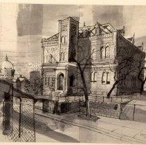 Image of KC0440.PT.AG.L.F. - Sumner School, Northeast Corner, 17th And M Streets, N.W.