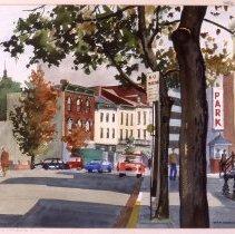 Image of KC0442.PT.AP.E.F. - Pennsylvania Avenue And 20th Street, N.W.