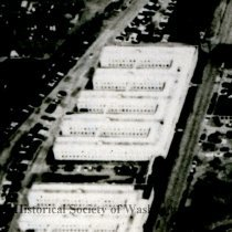 Image of AE 0072C - Aerial view north over Potomac Avenue SE to M Street.