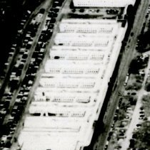 Image of AE 0072F - World War II Tempo Building B on the northwest corner of T and 2nd Streets SW.