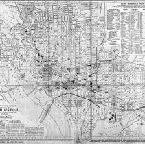 Image of M 0087 - The standard guide ready reference map of Washington.