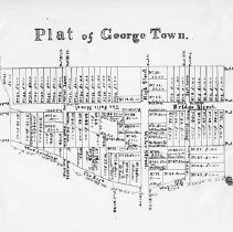 Image of M 0516 - 1752 Plat of Georgetown