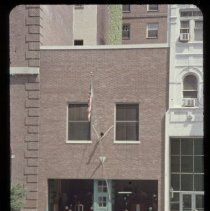 Image of PR 0001A - Number 1 engine house, 1600 block K Street, NW
