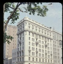 Image of PR 0002A - Evening Star Building, 11th Street and Pennsylvania Avenue NW.