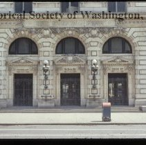 Image of PR 0002B - Evening Star Building, 11th Street and Pennsylvania Avenue NW.