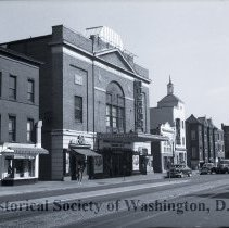 Image of WY 2074.35 - U Street NW east of 13th Street