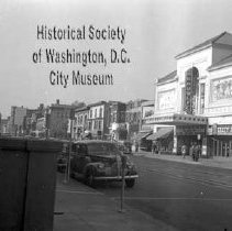 Image of WY 2102.35 - U Street NW between 13th and 14th Streets. North side.