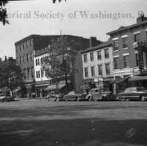 Image of WY 3120.45 - Pennsylvania Avenue NW between 17th and 18th Streets