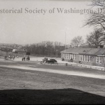 Image of WY 3588.50 - Barry Farms Playground, Suitland Parkway and Nichols Avenue SE, March 19, 1950