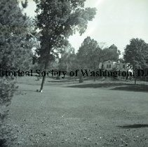 Image of WY 0006.01 - House and Grounds at 17th Street and Kalmia Road, NW.