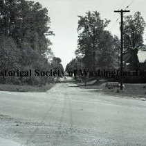 Image of WY 0013.01 - 13th Street NW looking south from Eastern Avenue.