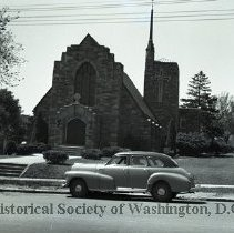 Image of WY 0015.01 - Northminster Presbyterian Church, Kalmia Road and Georgia Avenue NW