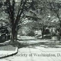 Image of WY 0017.01 - Morningside Drive north of Jonquil Street, NW.
