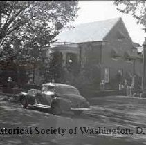 Image of WY 0018.01 - House at Morningside Drive and Jonquil Street NW.