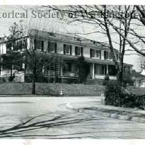 Image of WY 0110.02 - House on northwest corner of 13th and Geranium Streets NW.