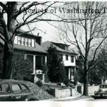 Image of WY 0112.02 - North side, Geranium Street between 12th and 13th Streets NW.