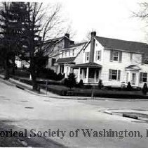 Image of WY 0114.02 - Northwest corner, 12th and Geranium Streets NW.
