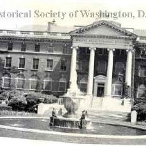 Image of WY 0119.02 - Walter Reed General Hospital.