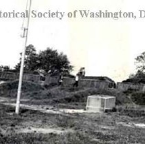 Image of WY 0126.02 - Fort Stevens, Quackenbos Street at 13th Street NW.