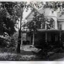 Image of WY 0148.02 - House at 7421 Blair Road NW.