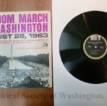 "Image of 2013.089.001 - ""Freedom March on Washington"""
