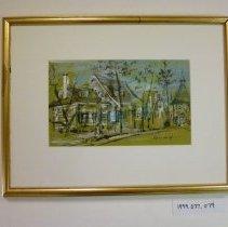 Image of 1999.077.079 - The Little Teahouse, Arlington