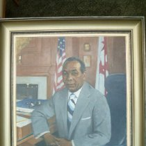 Image of 2004.099.7 - Mayor Walter E. Washington