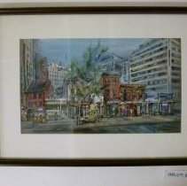 Image of 1999.077.106 - German Row, Pennsylvania Avenue