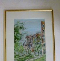 Image of 1999.077.104 - 1100 Block of 16th Street, N.W. (Euram House Site).