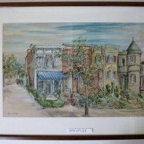 Image of 1999.077.117 - Wisconsin Avenue, N.W., 1600 Block, Georgetown.