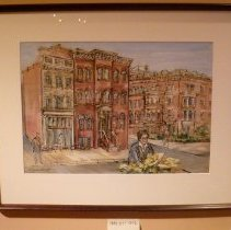 Image of 1999.077.042 - The Davidge House and the Metropolitan Club