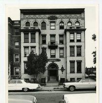 Image of KC1928.PH.WB.U. - Pierpont Apartment House, 217 F Street, N.W.