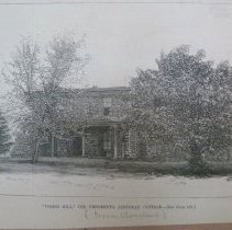 """Image of 1950.001.04 - """"Forest Hill,"""" The President's Suburban Cottage"""
