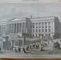 Image of 1950.001.05 - The United States Treasury Department at Washington