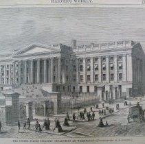 Image of 1950.001.22A - The United States Treasury Department at Washington