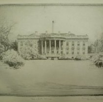 Image of 1983.525.05 - The White House