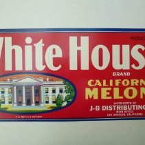 Image of 1992.090.09 - White House Brand California Melons