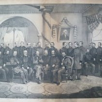 Image of CHS 11001 - Grant and his Generals