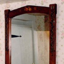 Image of 1980.001.0175 - Mirror, Wall