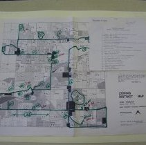 Image of 2007.011.0010a-b - Map
