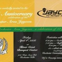 Image of Invitation - Jaycees