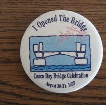 Image of Casco Bay Bridge pin