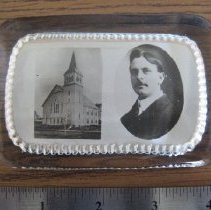 Image of Bethany Church paperweight