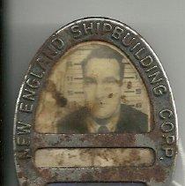 Image of Robert Cram shipyard badge