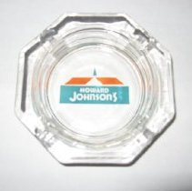 Image of Howard Johnson's ashtray