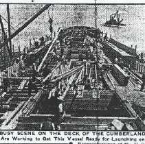 Image of Cumberland shipyard