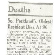 Image of Benjamin P. Jordan obituary