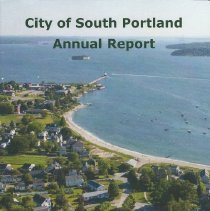 Image of 2012/2013 Annual Report, City of South Portland