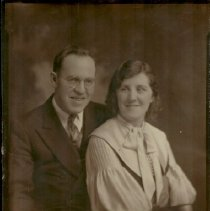 Image of Ernest and Elsie Dyke